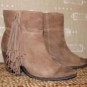 Jeffrey Campbell Fringe Booties!